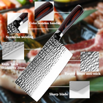 "7"" Stainless Steel Anti-stick Chef's Knife"