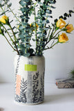 Big Flower Vase, Ceramic Vase, Ceramic Vases, Home Decor Ceramics, Vase - Yesha-Art