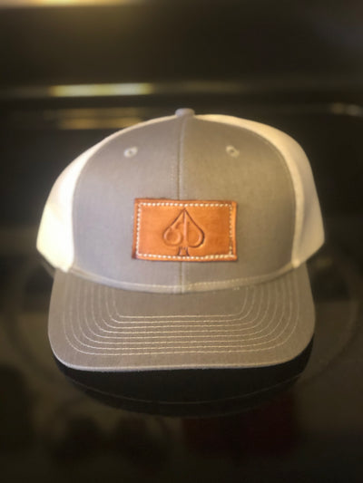 Hat(Heather Grey)