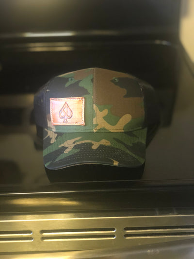 Camo hat (SD right)