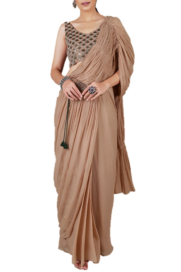 the-geo-gala-monotribe-frosted-rose-draped-saree