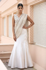 ivory-embroidered-blouse-with-fish-cut-skirt-and-cord-dupatta