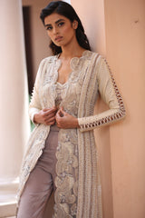 ivory-embroidered-panelled-jacket-with-bustier-and-overlap-pants