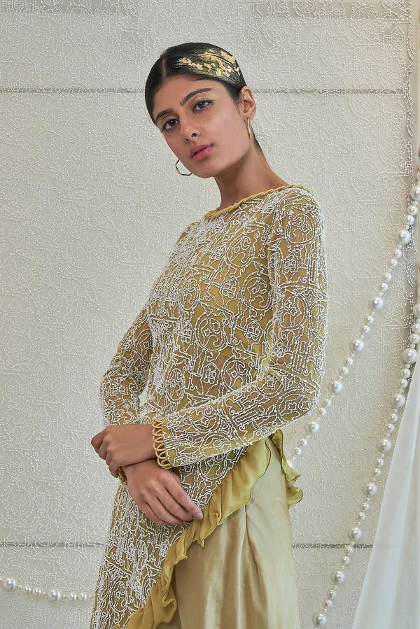 citric-pearl-embroidered-asymmetric-kurta-set