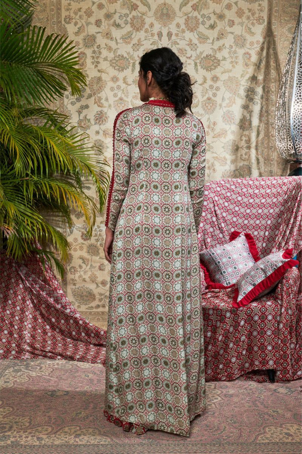 shaheda-printed-jacket-set