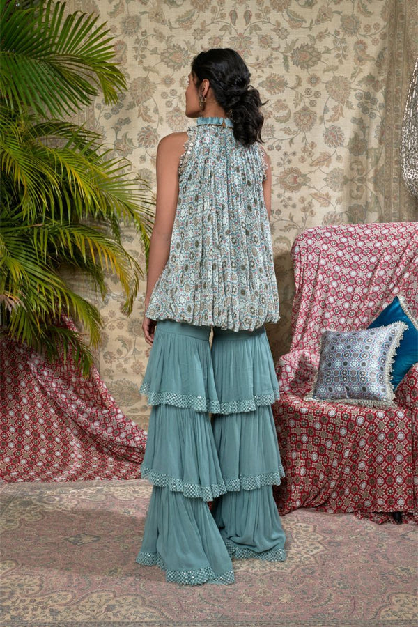 fayruz-printed-top-with-sharara