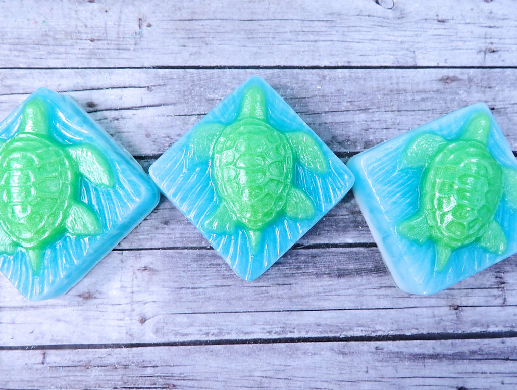 Sea Turtle Soap in Driftwood