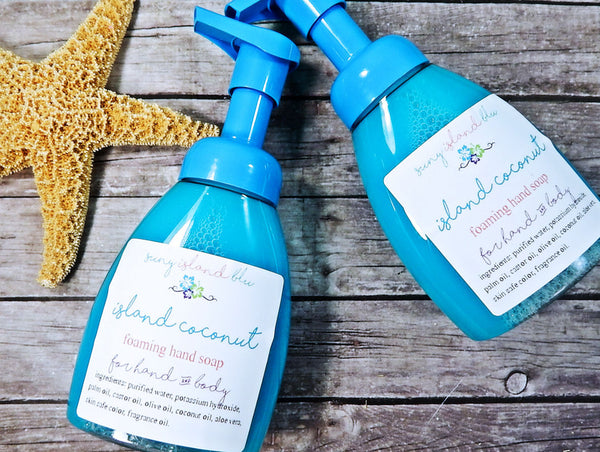 ISLAND COCONUT Foaming Hand Soap