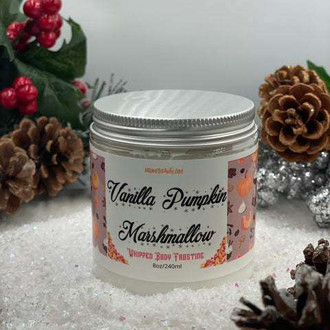 Image of Vanilla Pumpkin Marshmallow Body Frosting