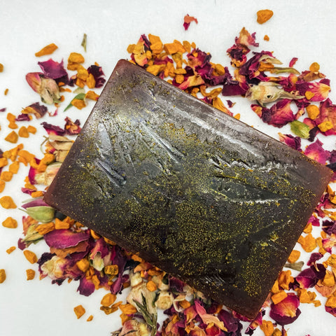 GOLDEN HOUR-Turmeric Brightening Soap