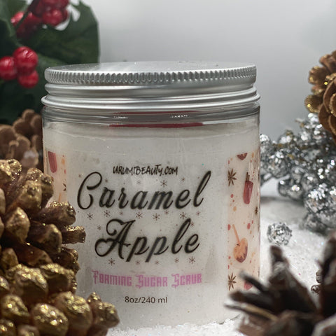 Candy Apple Body Frosting