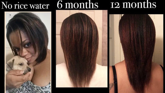 Holy Hair! Max Moisture Rice Water Leave-In