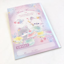 Load image into Gallery viewer, 00293 Qlia B5 Notebook-Cats-10