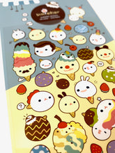 Load image into Gallery viewer, 01002 Ice Cream Paper Sticker-12