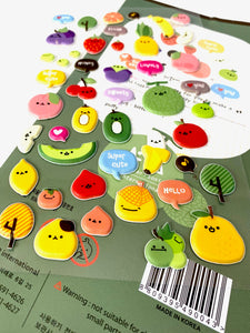 01005 Bittersweet Puffy Sticker-12