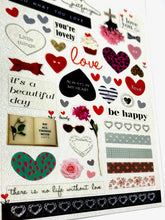 Load image into Gallery viewer, 01023 LOVE ACTUALLY PVC Sticker-12