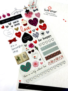 01023 LOVE ACTUALLY PVC Sticker-12