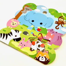 Load image into Gallery viewer, 01194 Qlia Animal Sticker Bag-10