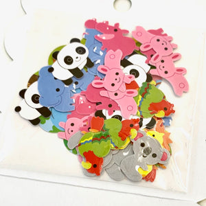 01194 Qlia Animal Sticker Bag-10