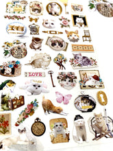 Load image into Gallery viewer, 02024 LOVELY CAT Nylon Sticker-12
