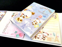 Load image into Gallery viewer, 08434 Crux Moji Moji Panda Sticky Note Pads-10