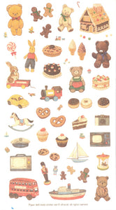 10021 CLASSIC DOLL DRESS-UP STICKERS-DISCONTINUED