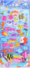Load image into Gallery viewer, 10113 SEALIFE PUFFY STICKERS-12