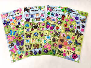 10123 Butterfly Stickers-12