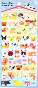 10128 PUPPY PUFFY STICKERS-20