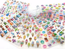 Load image into Gallery viewer, 10135 ASSORTED GEL STICKERS-20