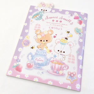 10199 Qlia B5 Notebook-Bear-10