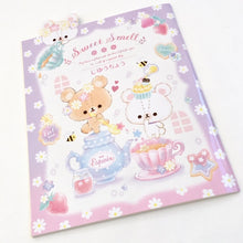 Load image into Gallery viewer, 10199 Qlia B5 Notebook-Bear-10