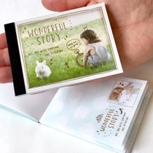 Load image into Gallery viewer, 10346 Kamio Wonderful Story Petit Notebook-10