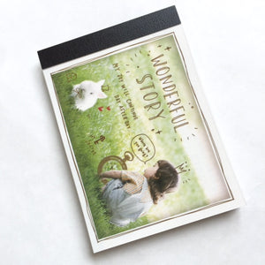 10346 Kamio Wonderful Story Petit Notebook-10