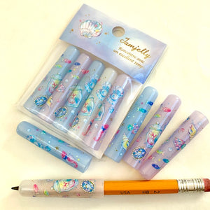 14500 Qlia Jamjelly SeashellPencil Caps-10