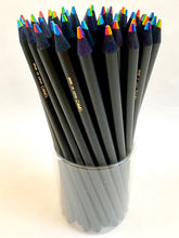 Load image into Gallery viewer, 21740 6 COLORS IN ONE LEAD PENCILS-50