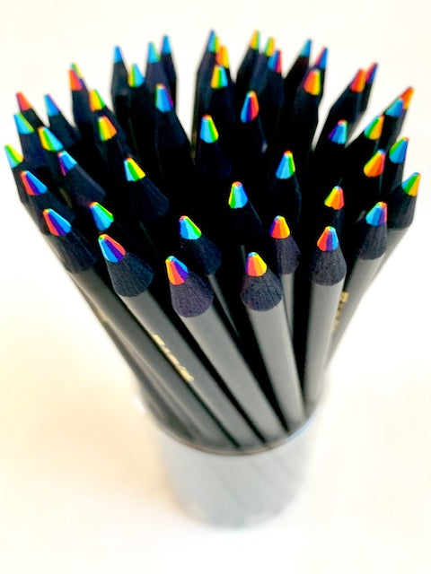 21740 6 COLORS IN ONE LEAD PENCILS-50