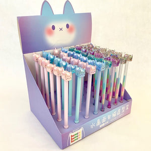 22283 Crystal Cat Gel Pen-DISCONTINUED