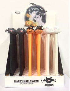 22306 HALLOWEEN SPINNING GEL PEN-DISCONTINUED