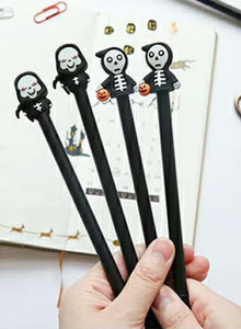 22312 SKELETON GEL PEN-36
