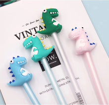 Load image into Gallery viewer, 22341 CUTE DINO GEL PEN-36