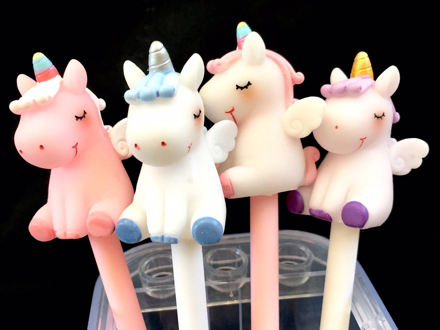 22351 BIG SOFT UNICORN GEL PEN-DISCONTINUED