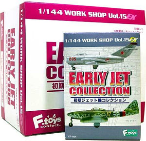 71106  F-TOYS EARLY JETS-DISCONTINUED