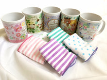 Load image into Gallery viewer, 30484 CRUX CERAMIC MUG GIFT SET -Pink Daisy Days-1