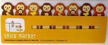 Load image into Gallery viewer, 361201 Monkey Sticky Notes-10