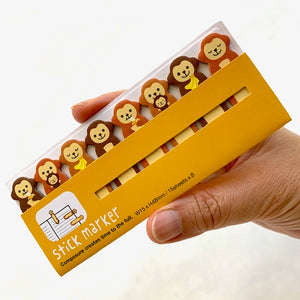 361201 Monkey Sticky Notes-10