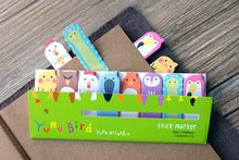 Load image into Gallery viewer, 365896 Bird Sticky Notes-10