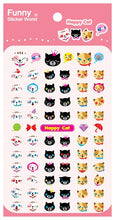 Load image into Gallery viewer, 37986 CAT GEL STICKERS-12