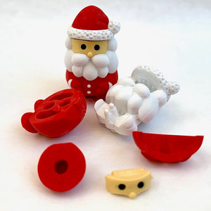 38011 Red Santa Claus Erasers-60