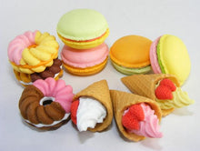Load image into Gallery viewer, 380121 FRENCH PASTRY erasers-30